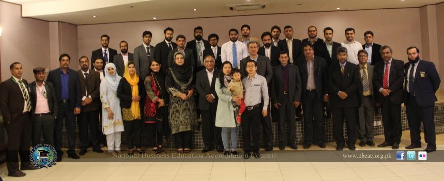 Reaccreditation Visit - Lahore Business School, University